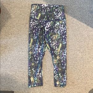 Gorgeous lulu luxtreme leggings s
